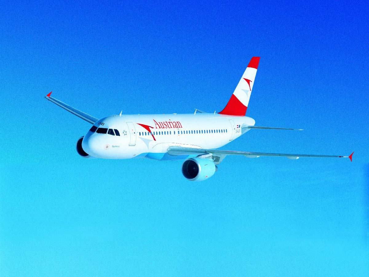 Austrian Airlines — �������������� MasterCard World